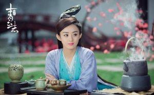 Triệu Lệ Dĩnh nhập vai trong phim Hoa Thiên Cốt một cách hoàn hảo