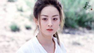 Vẻ đẹp hoàn hảo của Triệu Lệ Dĩnh trong Đặc công Hoàng Phi Sở Kiều Truyện