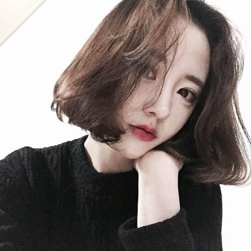 tóc ngắn uốn phòng, kiểu tóc đẹp, tóc đẹp 2017