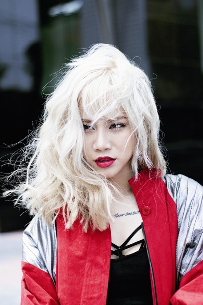 tóc nhuộm, xu hướng tóc nhuộm, thời trang tóc, tóc đẹp