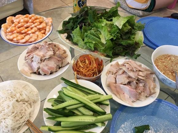 chế độ ăn giảm cân của quang lê, phát hoảng với chế độ ăn của quang lê