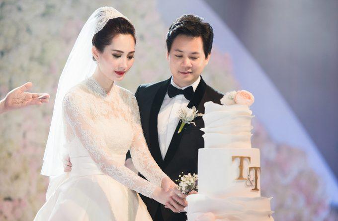đám cưới đình đám, những đám cưới đình đám trong năm 2017