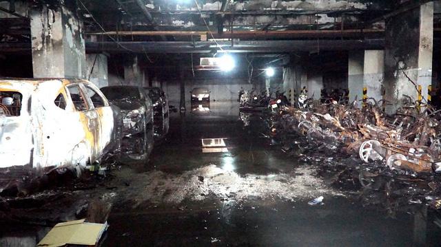 Tái thiết cuộc sống sau vụ cháy chung cư Carina Plaza