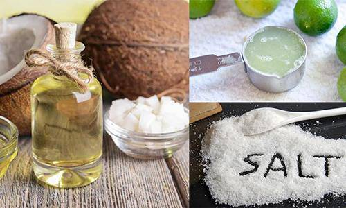 Học ngay cách dưỡng da bằng dầu dừa