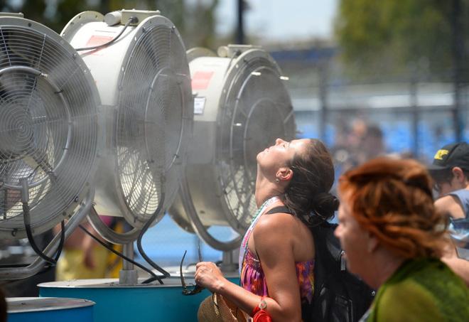 Nắng nóng vượt kỷ lục