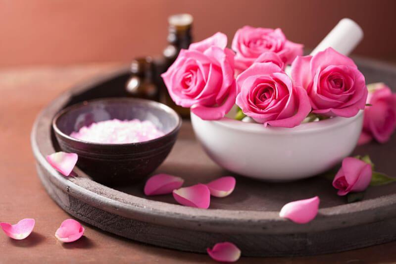 Tinh chất hoa như một phương thuốc giúp bạn giảm căng thẳng mệt mỏi