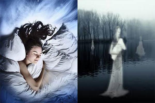 Mơ thấy ma là điềm lành hay điềm dữ