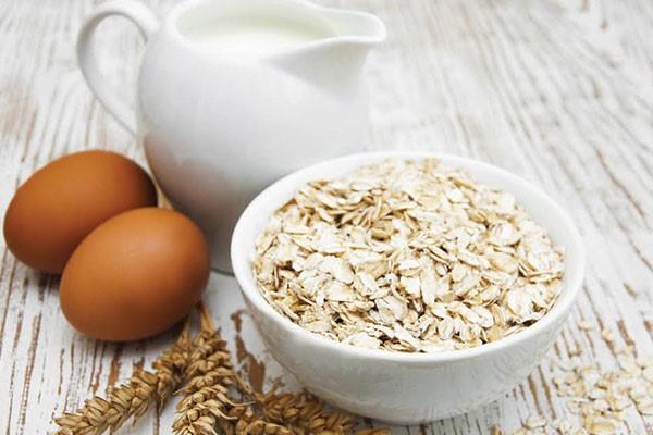 Bổ sung bột yến mạch vào thực đơn dinh dưỡng giúp chị em có vóc dáng thon gọn