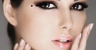 Xem bói vị trí nốt ruồi đào hoa ở nữ giới
