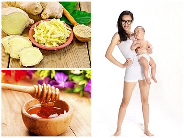 Mách mẹ cách làm giảm mỡ bụng sau sinh hiệu quả