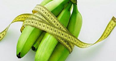 Bật mí cách giảm cân bằng chuối xanh tại nhà