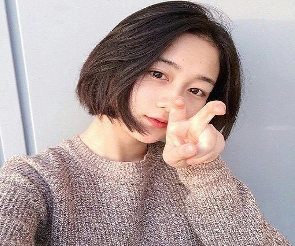 Những kiểu tóc ngắn phong cách cho nữ mặt dài
