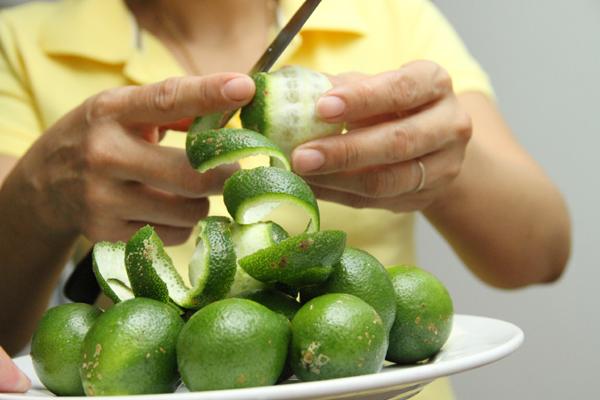Tác dụng của vỏ chanh đối với sức khỏe