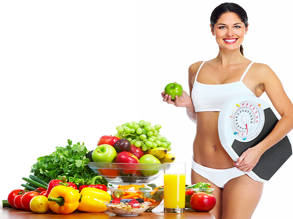 Thực đơn giảm cân trong 1 tháng, giúp bạn có vóc dáng hoàn hảo