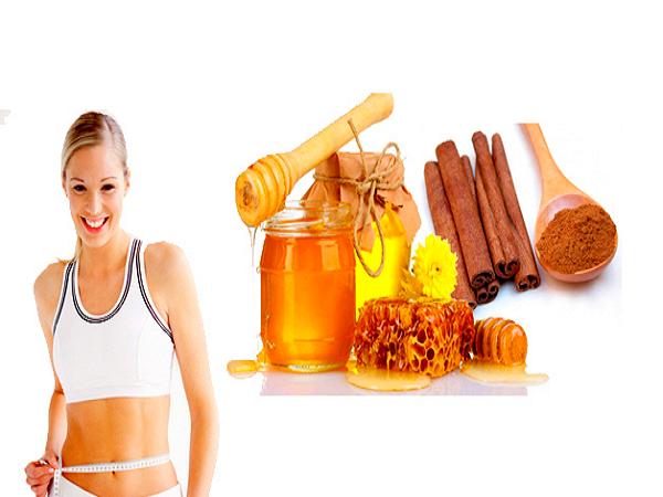 Giảm cân bằng mật ong an toàn, hiệu quả tại nhà