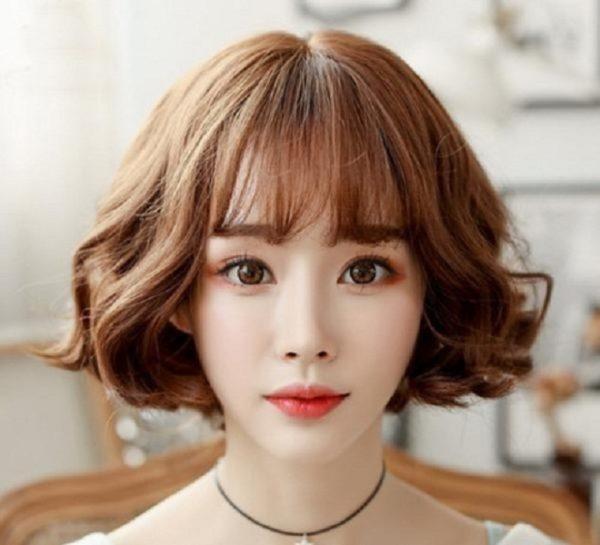 Màu tóc đẹp cho tóc ngắn nữ tôn da, trẻ trung phong cách