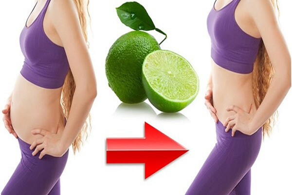 Giảm mỡ bụng dưới hiệu quả nhờ nguyên liệu thiên nhiên