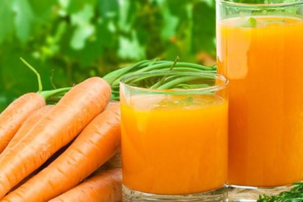 Cà rốt - thực phẩm giúp mái tóc luôn boongg bềnh, khỏe đẹp