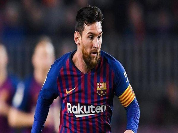 Messi kịp trở lại sau chấn thương.