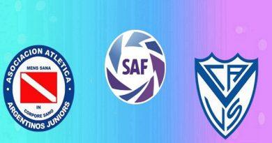 Nhận định Argentinos Juniors vs Velez Sarsfield
