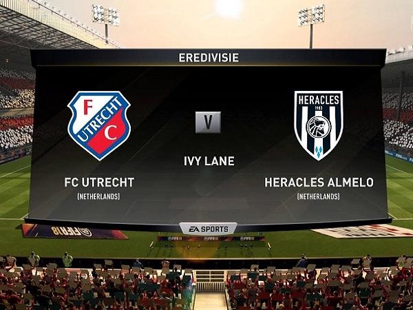 Dự đoán Utrecht vs Heracles, 23h30 ngày 21/05