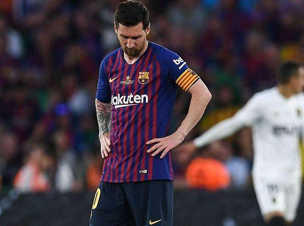 HLV Van Gaal chỉ ra nguyên nhân khiến Barca thất bại