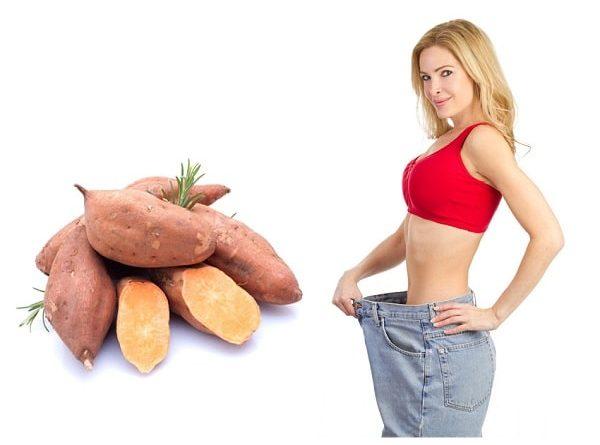 Ăn khoai lang giảm cân có thực sự hiệu quả - Ăn như nào đúng cách?