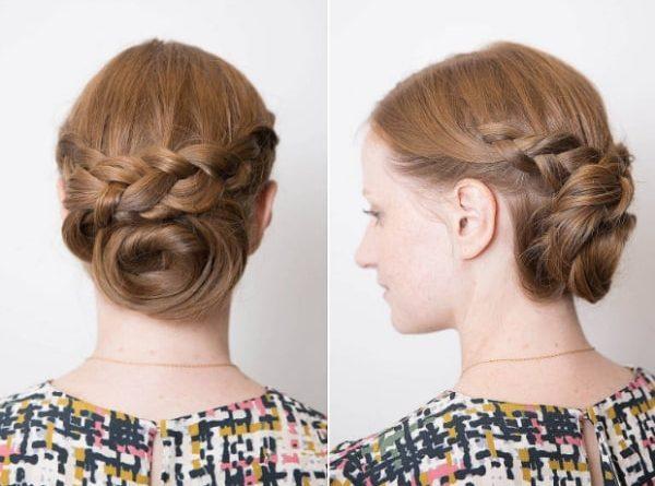 Cách búi tóc đẹp cho nàng một mùa hè năng động