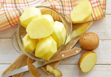 Mặt nạ khoai tây – bí kíp thần thánh giúp da hết thâm và trắng sáng