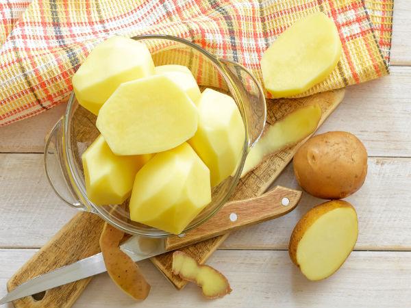 Mặt nạ khoai tây - bí kíp thần thánh giúp da hết thâm và trắng sáng