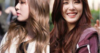 Tóc dài đẹp - Những kiểu tóc dài đẹp nhất năm 2019