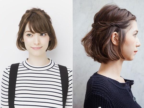 Mách chị em 4 cách buộc tóc đẹp chỉ trong vài phút