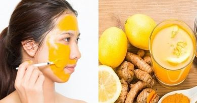 5 cách đắp mặt nạ nghệ cho làn da đẹp không tì vết