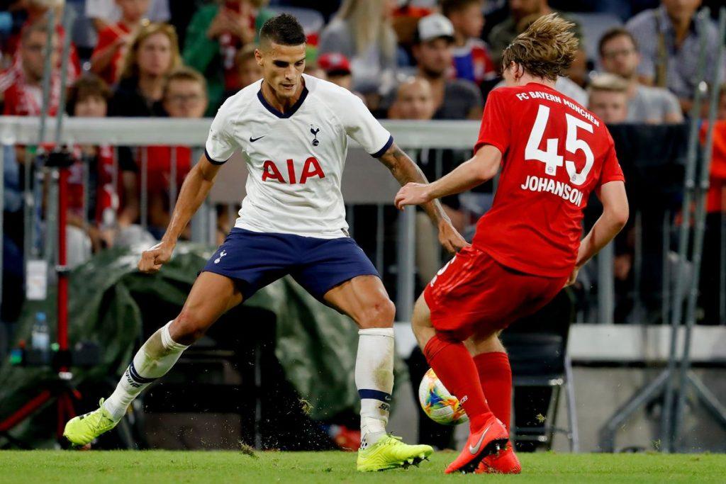 Olympiacos vs Tottenham lúc 23h55 ngày 18/09/2019 tại giải UEFA Champions League