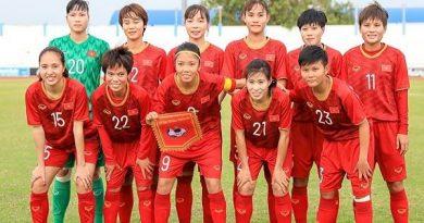 Đội tuyển nữ Việt Nam chuẩn bị tích cực để lấy 'vàng' SEA Games 30