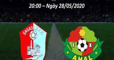 Dự đoán Sagadam vs Ahal, 19h15 ngày 28/05