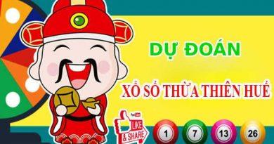 Dự đoán XSTTH 18/5/2020 - KQXS Thừa Thiên Huế thứ 2