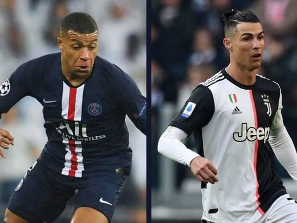 """""""Nhà giàu"""" PSG chơi lớn đón Ronaldo thay Mbappe"""