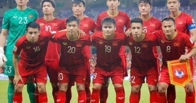 Bóng đá Việt Nam tối 23/6: ĐT Việt Nam đón tin vui