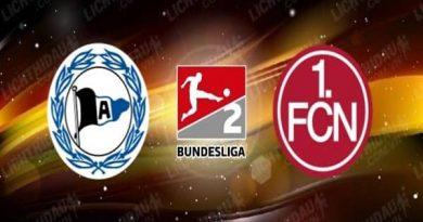 Nhận định Bielefeld vs Nurnberg, 18h00 ngày 06/06