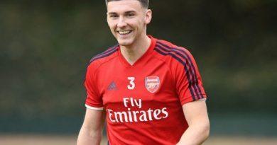 Tin Arsenal 13/7: HLV Arteta ca ngợi Kieran Tierney