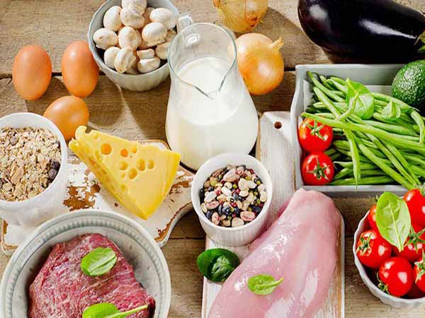 H1: Calo thường có trong thức ăn