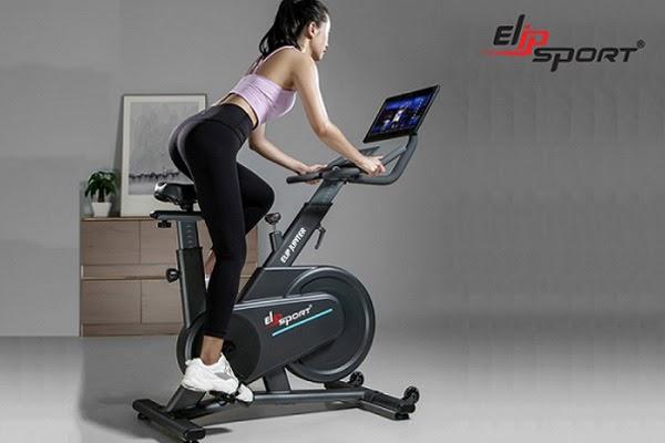 Giảm cân hiệu quả cùng xe đạp tại chỗ