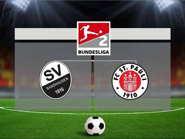 Nhận định Sandhausen vs St. Pauli 23h30, 02/10 - Hạng 2 Đức