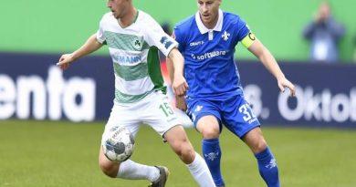 Soi kèo Greuther Furth vs Darmstadt, 0h30 ngày 16/12