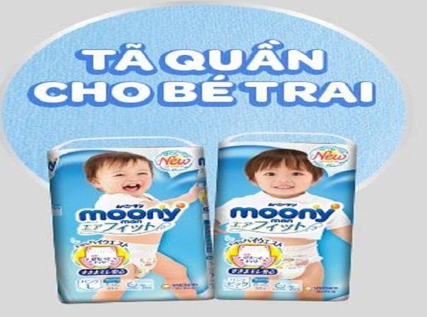 Lời khuyên: Nên dùng tã dán hay bỉm quần cho trẻ sơ sinh
