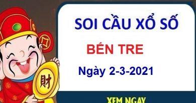 Soi cầu XSBT ngày 2/3/2021