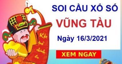 Soi cầu XSVT ngày 16/3/2021
