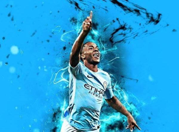 """Raheem Sterling – """"Tia chớp xanh"""" của Manchester City"""