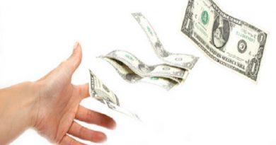 Mất tiền điềm báo gì